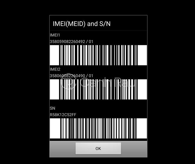 Cách kích hoạt bảo hành điện thoại Samsung hình 3