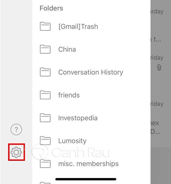 Cách thoát tài khoản Outlook hình 4