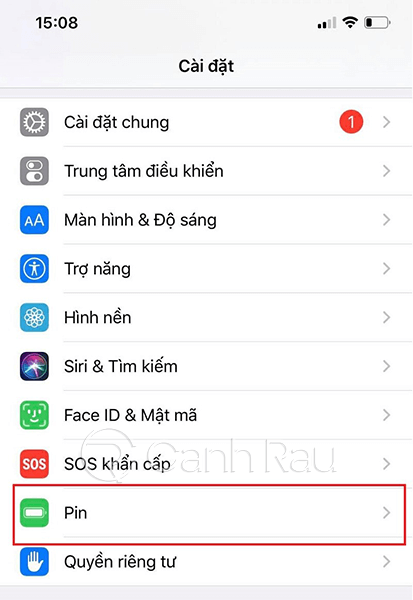Những cách tiết kiệm pin cho điện thoại iPhone hình 2