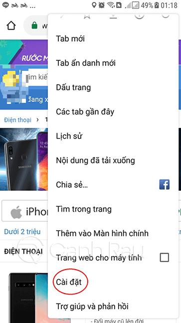 Cách chặn quảng cáo trên Android hình 11