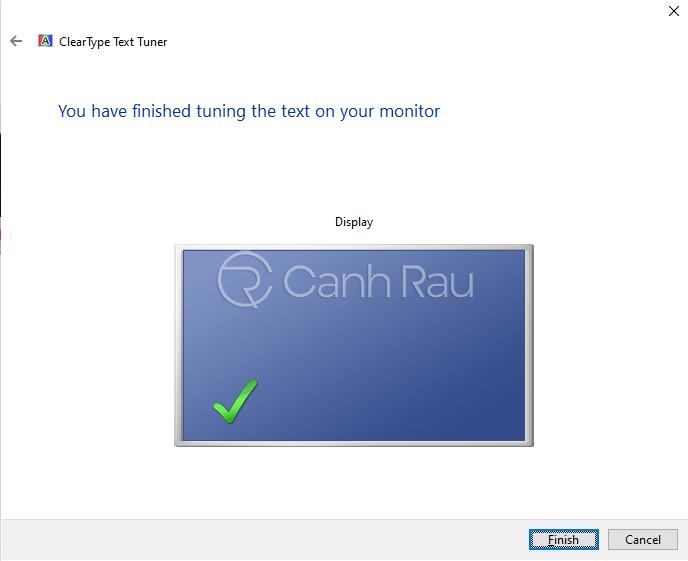 Cách chỉnh màu màn hình Windows 10 hình 10