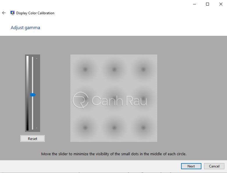 Cách chỉnh màu màn hình Windows 10 hình 3