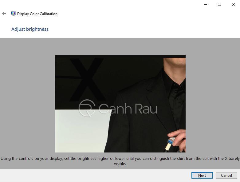 Cách chỉnh màu màn hình Windows 10 hình 4
