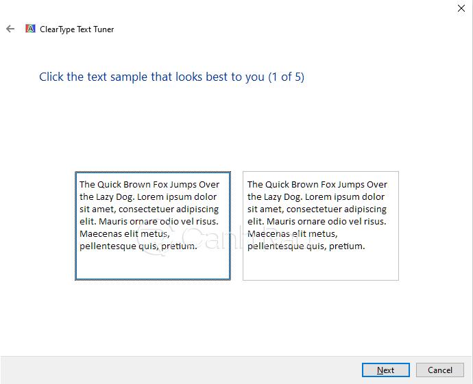 Cách chỉnh màu màn hình Windows 10 hình 9