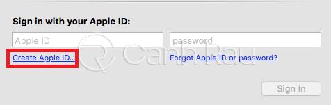 Cách tạo tài khoản Apple ID hình 10