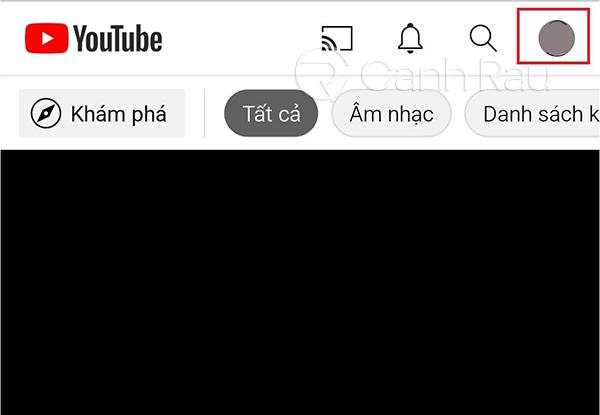 Hướng dẫn cách đăng xuất tài khoản Youtube hình 5