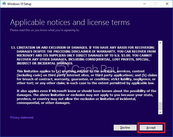 Hướng dẫn cách tải Win 10 ISO chính thức từ Microsoft hình 3
