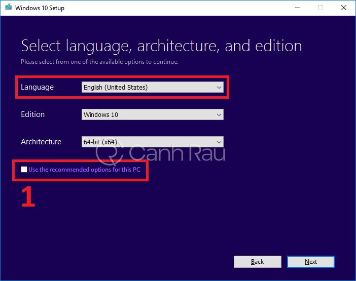 Hướng dẫn cách tải Win 10 ISO chính thức từ Microsoft hình 5