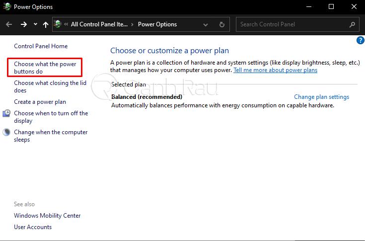 Hướng dẫn cách tắt màn hình Laptop Windows 10 mà máy vẫn chạy hình 5