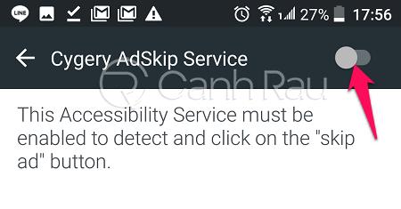 Hướng dẫn chặn quảng cáo Youtube trên Android hình 11