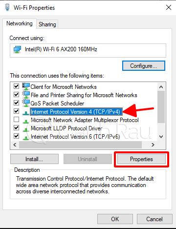 Hướng dẫn sửa lỗi kết nối thất bại Garena hình 5