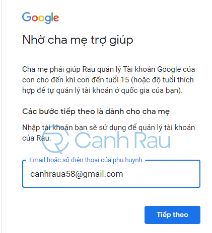 Cách tạo Gmail mà không cần số điện thoại hình 25