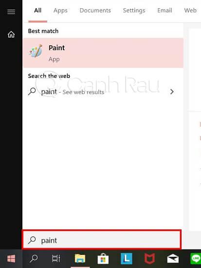 Hướng dẫn cách chụp ảnh màn hình laptop hình 2