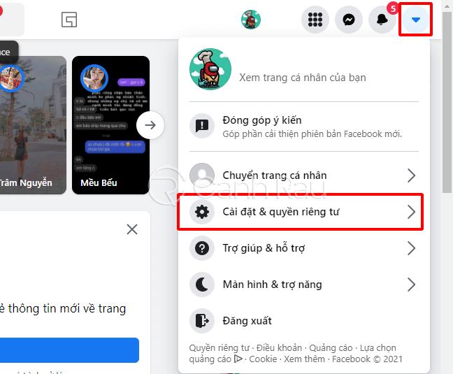 Hướng dẫn cách đăng video lên Facebook không bị mờ hình 1
