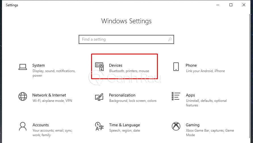 Hướng dẫn cách kết nối máy in với máy tính laptop Windows 10 hình 3