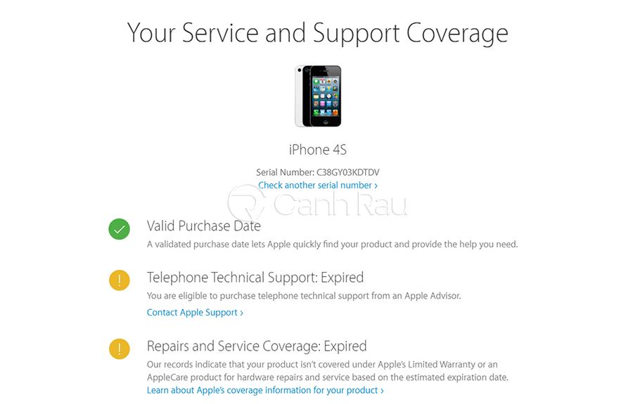 Hướng dẫn cách kiểm tra iPhone cũ hình 12