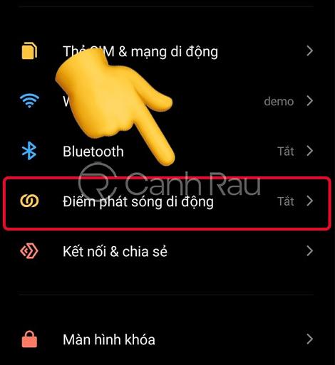 Hướng dẫn cách phát Wifi từ điện thoại Android và iPhone hình 12