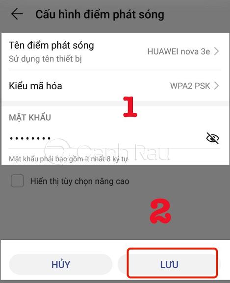 Hướng dẫn cách phát Wifi từ điện thoại Android và iPhone hình 21