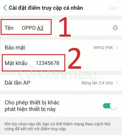 Hướng dẫn cách phát Wifi từ điện thoại Android và iPhone hình 5