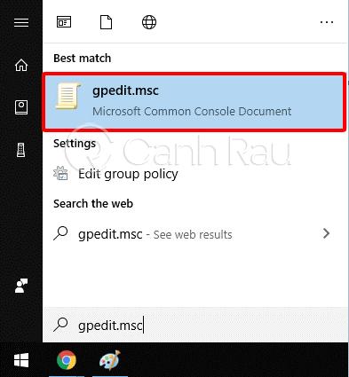 Hướng dẫn cách tắt Cortana trên Windows 10 hình 17