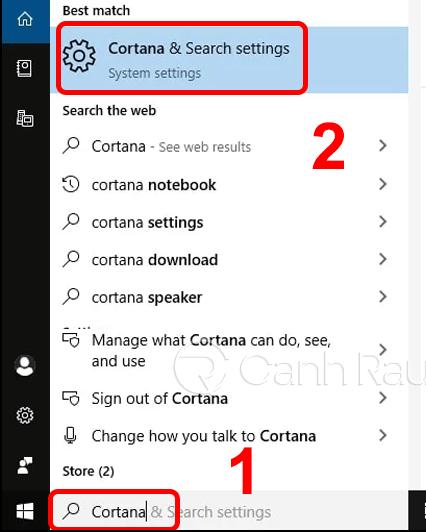 Hướng dẫn cách tắt Cortana trên Windows 10 hình 5