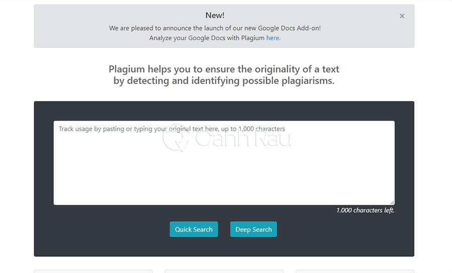 Những phần mềm kiểm tra đạo văn tốt nhất hình 2