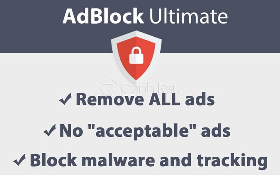 Phần mềm chặn quảng cáo tốt nhất hình 6
