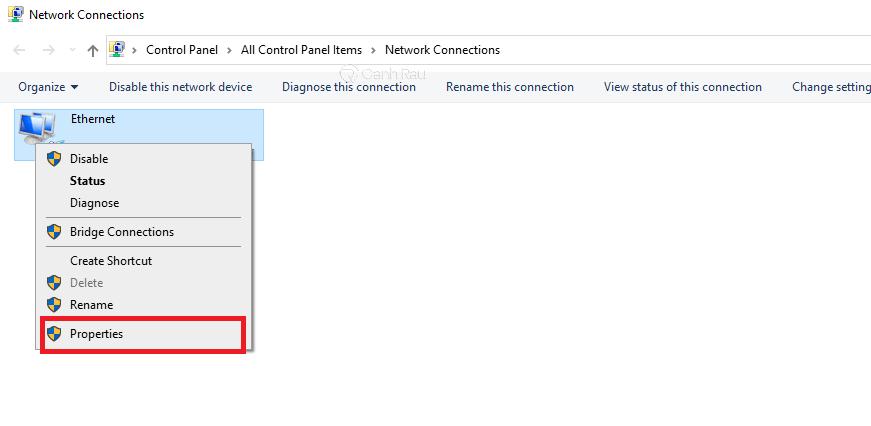 Cách tăng tốc độ mạng cho máy tính Windows 10 hình 10