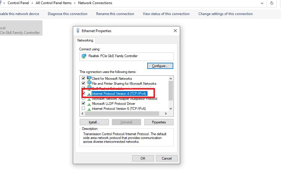 Cách tăng tốc độ mạng cho máy tính Windows 10 hình 11