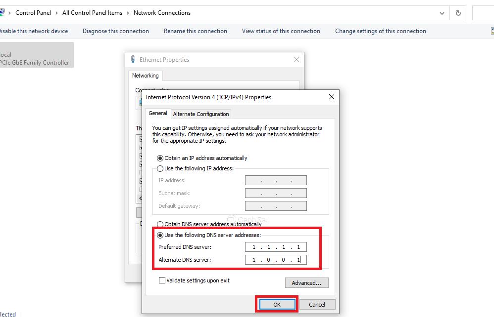 Cách tăng tốc độ mạng cho máy tính Windows 10 hình 12