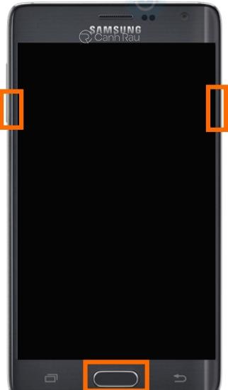 Hướng dẫn tắt chế độ an toàn của Samsung hình 3