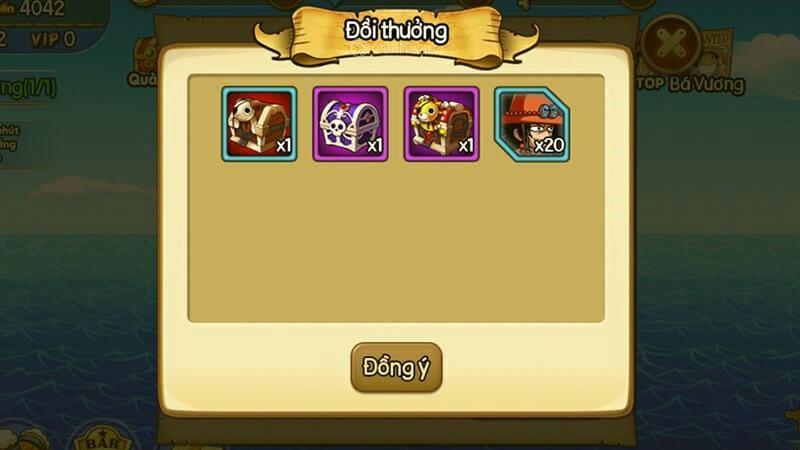 Tổng hợp giftcode Kho Báu Huyền Thoại mới nhất hình 4